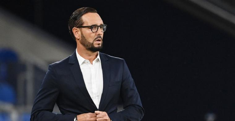 'Na uitschakeling in Europa League denkt Bordalás aan stoppen bij Getafe'