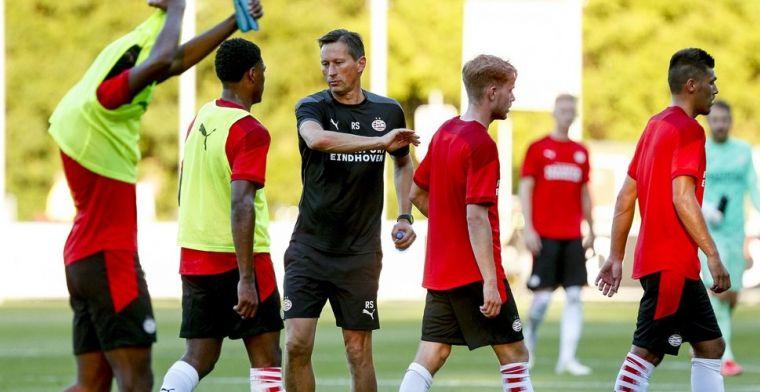 PSV gaat transfermarkt op: 'Zo druk, telefoon wordt niet eens opgenomen'