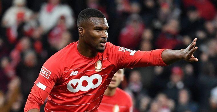 'Standard kan afscheid nemen van Oulare (24), Besiktas denkt aan spits'
