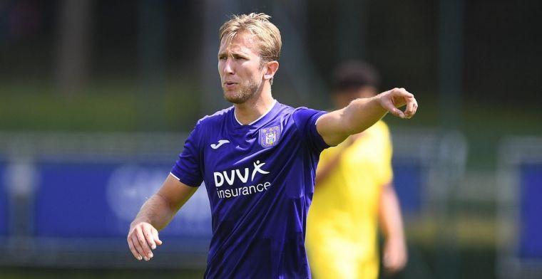 Anderlecht en Vlap verbergen ambitie niet: 'Ik mik op de top drie, de club ook'