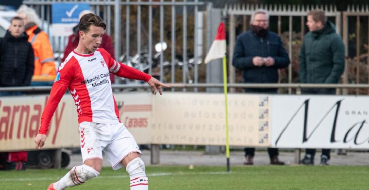 Lukkien rekent op FC Emmen-transfer Bijl: 'Officieel nog niet'