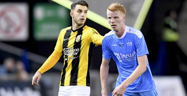 'Fortuna haalt transfervrije Vitesse-verdediger en stalt hem direct in Dordrecht'