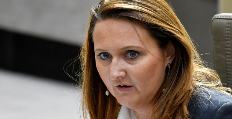 Genk dient Gwendolyn Rutten van antwoord: 'Jammer, geslachtskwestie aanhalen'