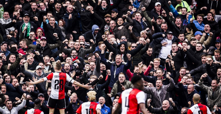 Aboutaleb: 'Ik ben niet van plan om meteen publiek bij Feyenoord te verbieden'