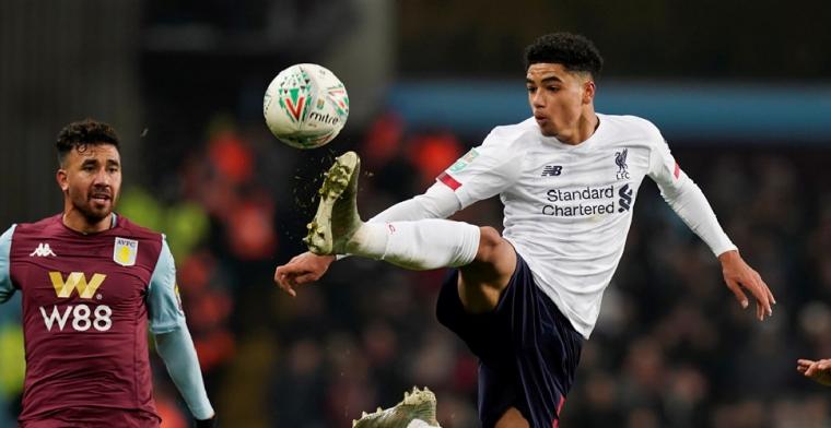 Liverpool-Nederlander wil doorbraak: 'Geen club waar ik nu liever speel'