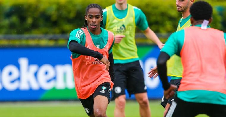 Feyenoord en Summerville bereiken akkoord over contractverlenging