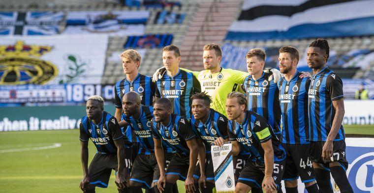 Vandenbempt twijfelt niet aan Club Brugge: Nog altijd de grote titelfavoriet