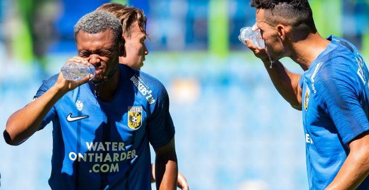 Feyenoord wilde zaken doen met Club Brugge: Ik koos ervoor te blijven