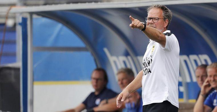 De Jong zet KNVB op scherp met pleidooi: 'Dat kun je niet wéér zeggen'