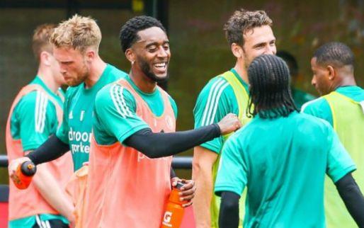 Feyenoord meldt positieve coronatest in aanloop naar oefenduel met Sparta