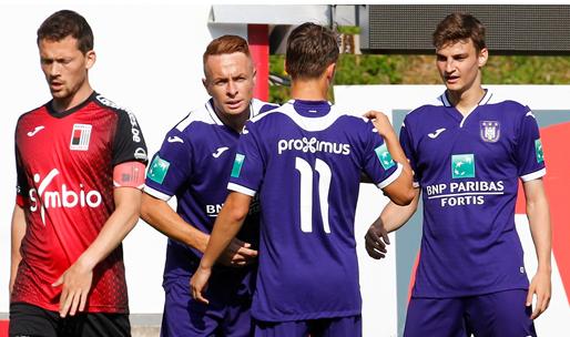 Anderlecht wil spelers van de hand doen, Verbeke: