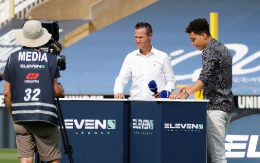 Kinderziektes bij start Eleven Sports: