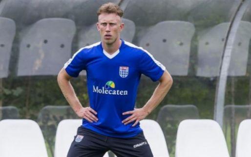 Koppers (28) zet punt achter voetbalcarrière en gaat bij Ajax aan de slag