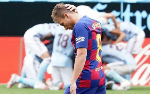 'FC Barcelona-paria Arthur wilde naar Barça-Napoli, maar is Camp Nou uitgezet'