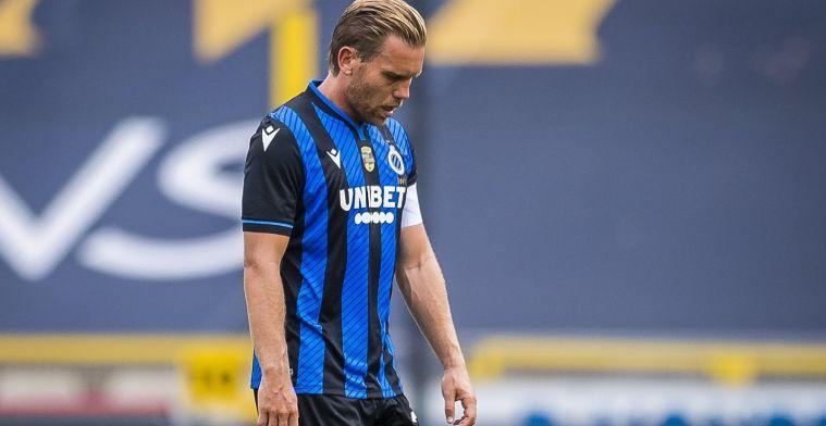 "Vormer reageert na nederlaag Club Brugge: ""Ja, dit komt heel hard aan"""