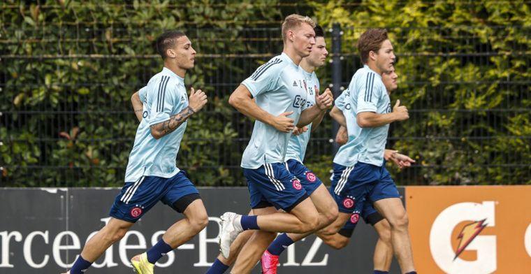 Schuurs: 'Dit jaar realistischer dat ik mijn kans ga pakken bij Ajax'