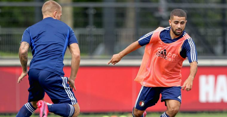 VI: Feyenoord kan opgelucht ademhalen, Azarkan kiest toch voor verlenging