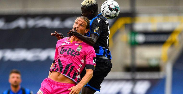 """Gillet keert terug met winst tegen Club Brugge: """"Alleen dan wat lastig"""""""