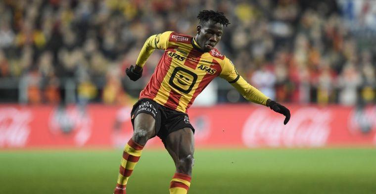 'Club Brugge greep naast Kaboré, die voor overstap naar Manchester City koos'