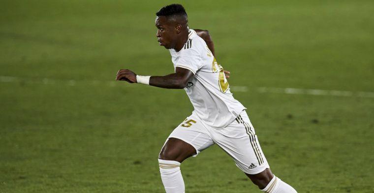 Marca: 90 minuten bankzitten leidt mogelijk Real Madrid-vertrek van Vinícius in