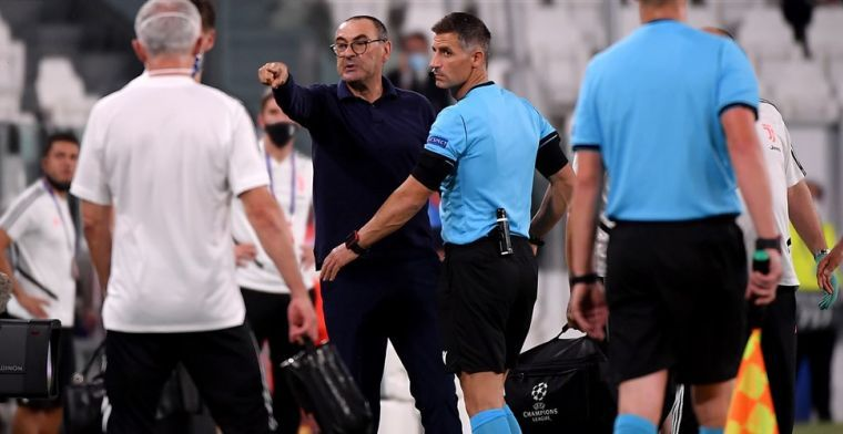 Officieel: Juventus ontslaat Sarri na uitschakeling in Champions League