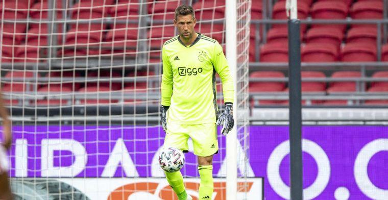Stekelenburg na negen jaar terug: 'Ajax meldde zich, binnen een paar uur rond'