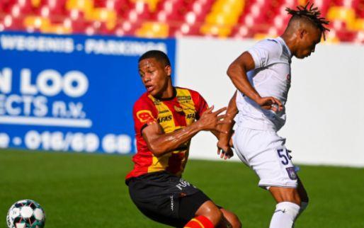 Anderlecht geeft overwinning nog uit handen tegen KV Mechelen