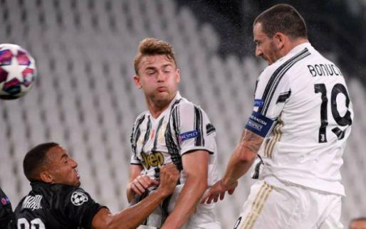Update: 'Serieuze De Ligt-geluiden uit Italië: Juventus lang zonder verdediger'