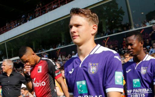 'Anderlecht mikt op uitleenbeurt, maar moet eerst akkoord over contract vinden'