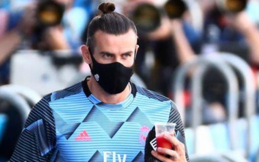 'Bale komt nooit, maar dan ook nooit meer in actie voor Real Madrid'