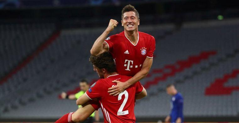 Lewandowski is niet alleen de beste spits, maar de beste speler ter wereld