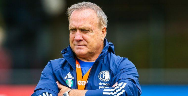 Advocaat twijfelt over 'echte stap': 'Vissen in andere vijver dan Ajax en PSV'