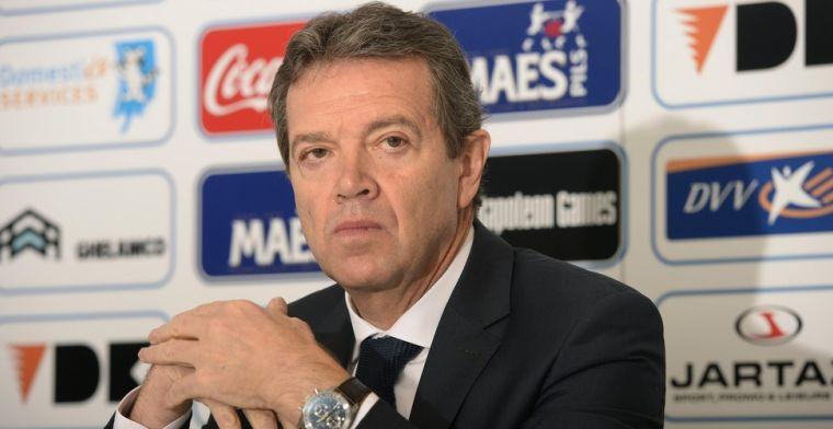 Louwagie spreekt berichten over David-deal met Lille OSC nog tegen