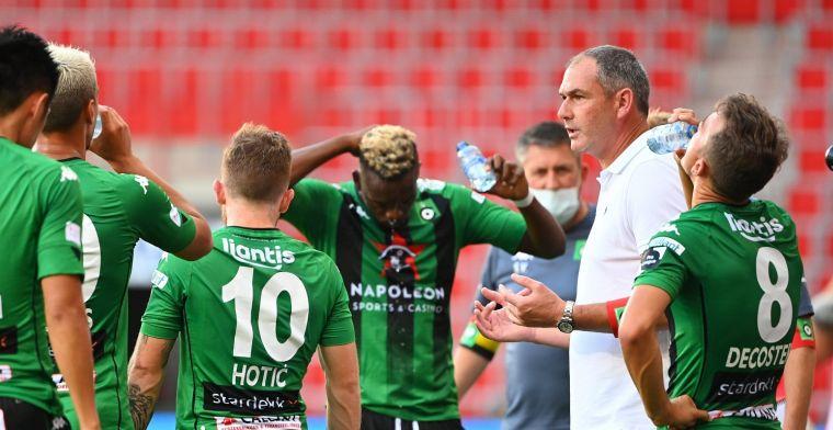 Cercle Brugge blijft met lege handen achter: We zijn teleurgesteld