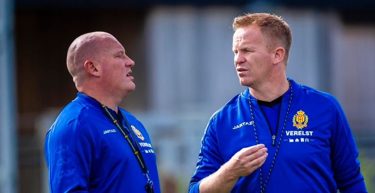 Coronageval bij KV Mechelen is bekend: 'Rechterhand Vanderbiest testte positief'
