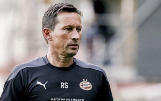 Afbeelding: Schmidt lyrisch over 'speciale' PSV-tiener: 'Klaar om zich in elftal te vechten'