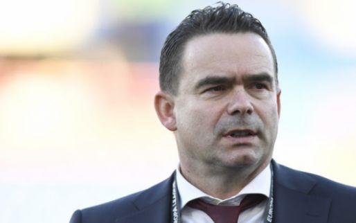 'Het zal Marc Overmars pijn doen, maar het lijkt raadzaam zijn verlies te nemen'