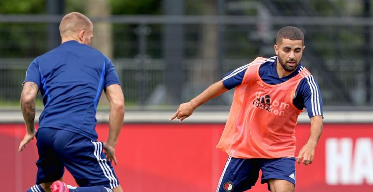 'Mijn kansen bij Feyenoord moeten gaan komen, maar daar zorg ik zelf voor'