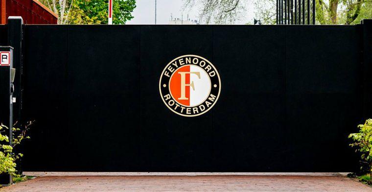 Tweede positieve test bij Feyenoord: 'contact met andere besmette speler oorzaak'