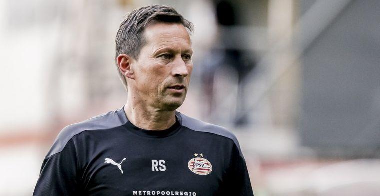 Schmidt lyrisch over 'speciale' PSV-tiener: 'Klaar om zich in elftal te vechten'