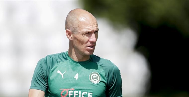 Robben gaat vrijdag spelen voor FC Groningen: Een bewuste keuze