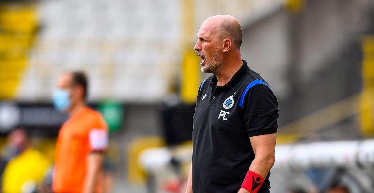 'Clement gaat zichzelf nu moeten overtreffen bij Club Brugge'
