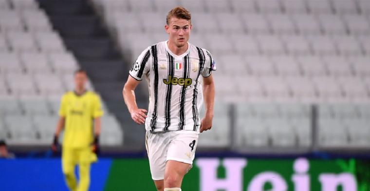 Slecht nieuws voor Juventus en Nederlands elftal: De Ligt maanden aan de kant