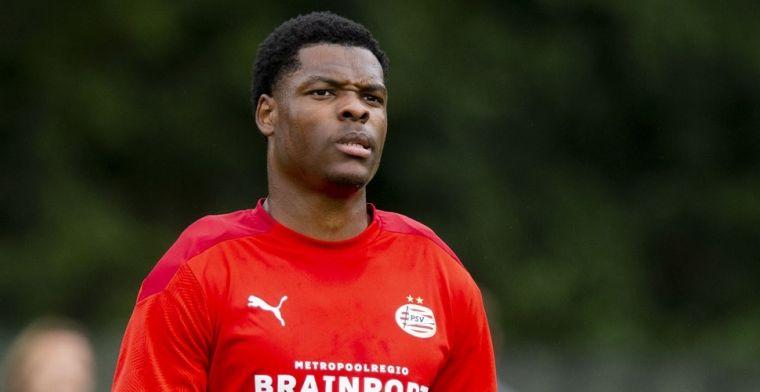 Dumfries passeert 'bepaald punt' bij trainingskamp PSV: 'Dat vergt discipline'