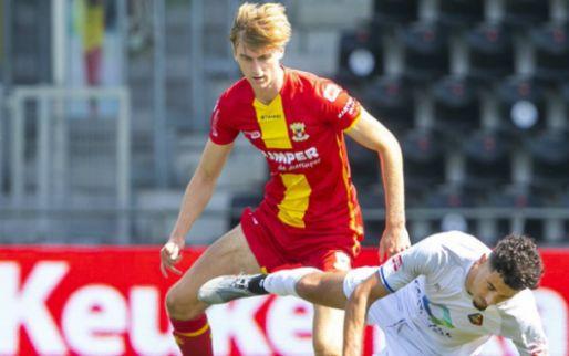 Afbeelding: Cambuur pikt transfervrije Go Ahead-spits op: 'Geeft ons weer meer mogelijkheden'