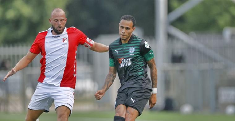'Negen goals tegen in twee wedstrijden, het loopt nog voor geen meter'