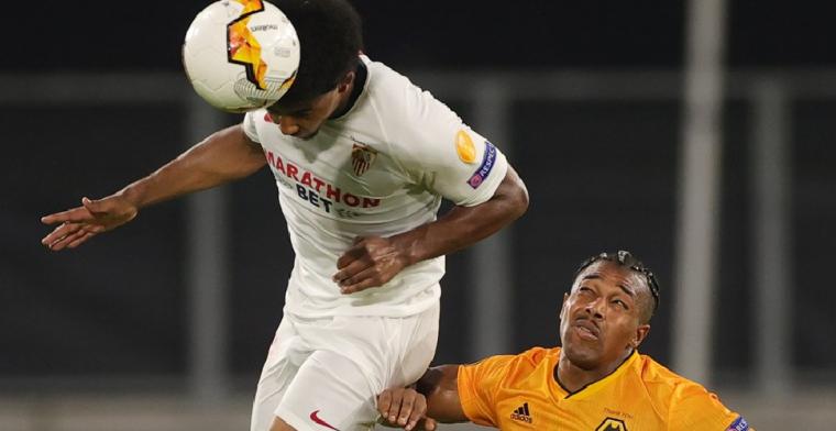 Sevilla maakt einde aan Wolves-sprookje en slaat in 88e minuut toe