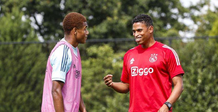 Ajax-fans likkebaarden: Neres zet volgende stap richting rentree