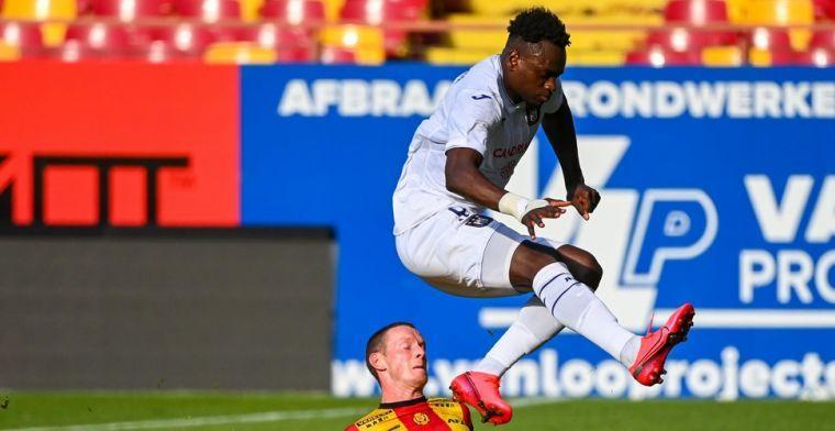 Dimata wil uitpakken bij Anderlecht: Zijn focus was nog nooit groter