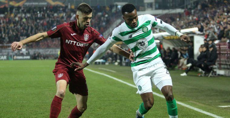 Update: drie Premiership-duels afgelast vanwege actie Celtic-verdediger Bolingoli